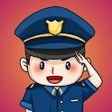 شرطة الاطفال واحد - مكالمة وهمية icon