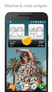 Sense V2 Flip Clock & Weather 5.00.10