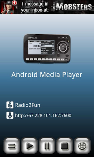 Android Media Player screenshot 3