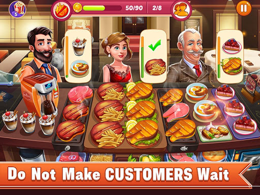 Chef City : Kitchen Restaurant Cooking Game 2.3 screenshots 2