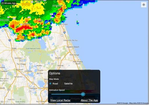 Weather Radar Widget screenshot 20