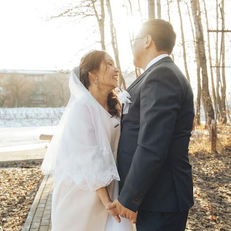 Wedding photographer Ay-Kherel Ondar (Ondar903). Photo of 18.02.2018