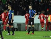 Bruges quitte l'Europa League sur un partage