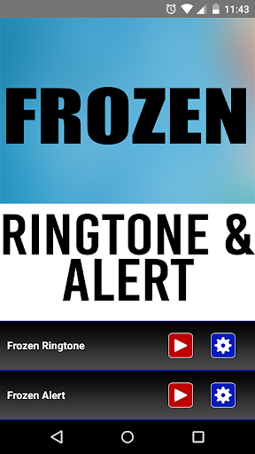 Frozen Ringtone and Alert