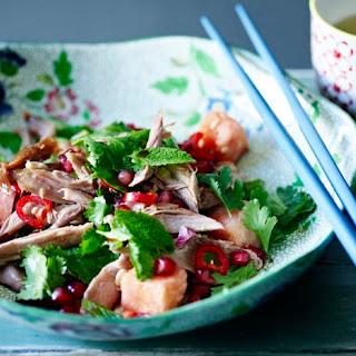 Crispy Duck Salad.