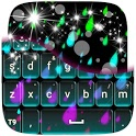 Colors Keyboard Neon icon