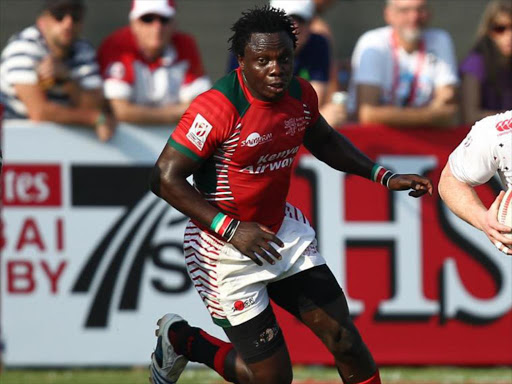 Lugonzo to miss London and Paris Sevens tournaments