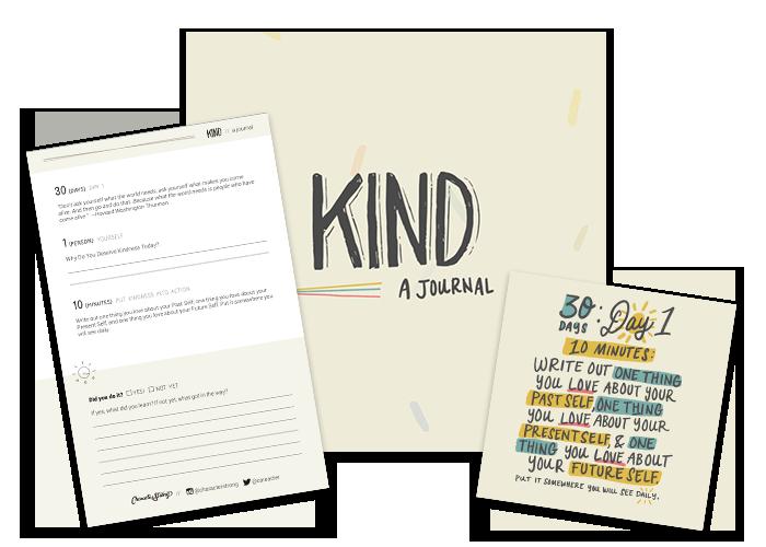 Houston Kraft 30 Days of Kindness