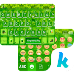 St.Patrick's Day Kika Keyboard 5.0 Apk