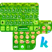 St.Patrick's Day Kika Keyboard