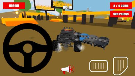 Baby Monster Truck Game – Cars 1.1 screenshot 11904