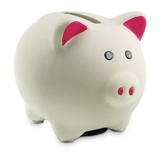 Piggy Banks for Printing - Ceramic