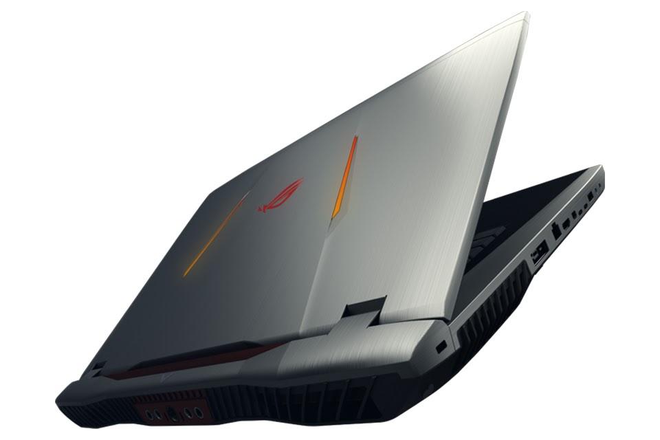 [Computex 2016] ASUS RoG GX800: laptop với tản nhiệt nước rời, hai card Geforce GTX980 SLI
