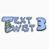 Text Twist 3 - Find the Words