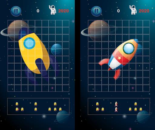 rocket start pro - block booster puzzle screenshot 1