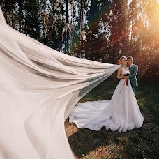 Wedding photographer Olga Nikolaeva (avrelkina). Photo of 03.09.2019