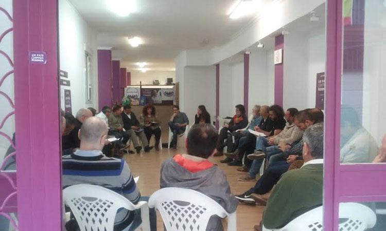 Adelante Algeciras pide el arreglo del callejón de Lola Flores en La Juliana