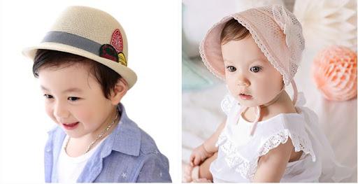 chapeaux enfants chapeau panama bonnet bébé