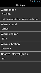 Prescription Manager Free- screenshot thumbnail