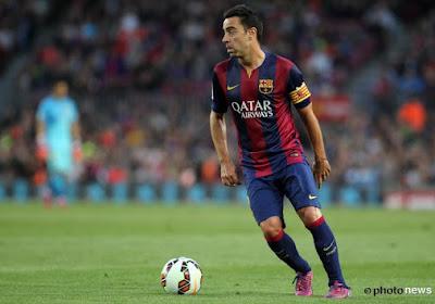 Xavi voit bien ces deux joueurs au Barça, mais pas Pogba