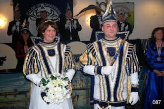 Photo: De Grashappers, Arhem Z H D Prins Patrick de eerste en H D H Prinses Desiree