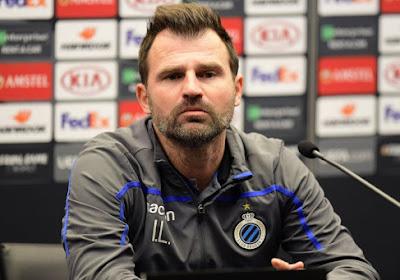 """Ivan Leko : """"Nos derniers résultats laissent un peu à désirer, mais ce que je vois à l'entraînement est par contre très rassurant"""""""