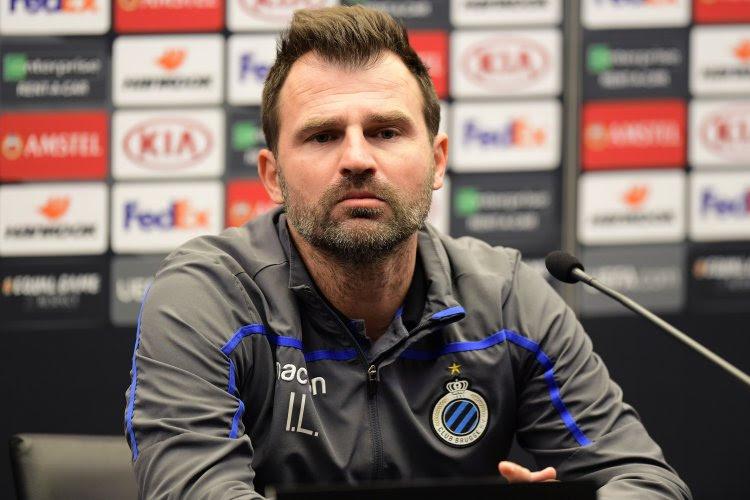 Ivan Leko prend exemple sur le déplacement à Anderlecht avant de se rendre au Standard