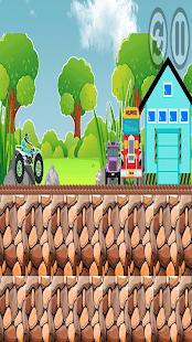 Download racing moto monster Simulator 3D for Windows Phone apk screenshot 3
