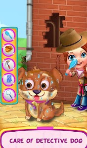 Detective & Puppy Polly Dog v1.0.0