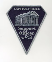 Photo: Virginia Capitol Police, Support Officer