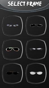 Muži sluneční brýle foto montáž - náhled
