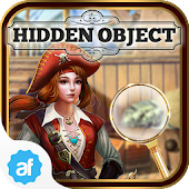 Hidden Object Pirates and Gold