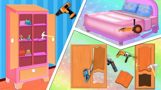 Repair Modern House: Cleaning & Fix it Game 0.2 screenshots 18