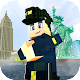New York City Craft: Blocky NYC Building Game 3D