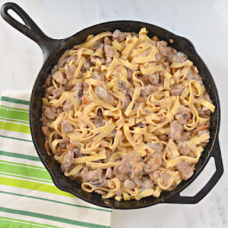 Beef Stroganoff Recipe From Scratch