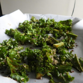 Thai Sesame Ginger Kale Chips