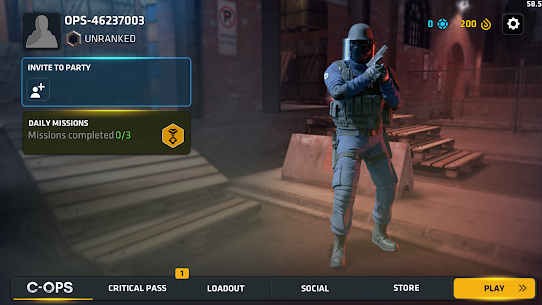 Critical Ops (Mod, Unlimited Bullets) 6