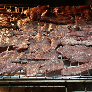 Red Wine and Fish Sauce Beef Jerky Recipe