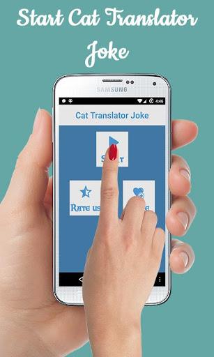 Cat Speech Translator Prank