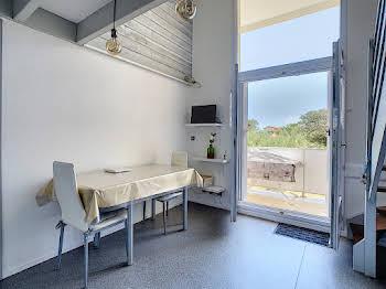 Appartement 2 pièces 25,44 m2