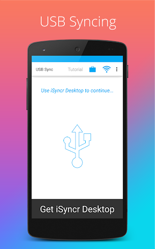 iSyncr: Sync iTunes to Android  screenshots 4