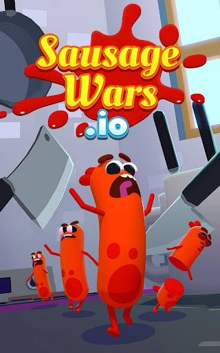 Sausage Wars.io - screenshot