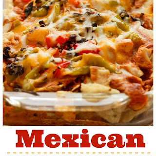 Mexican Casserole With Tortilla Chips Chicken Recipes.