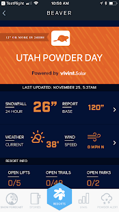 Ski Utah- screenshot thumbnail