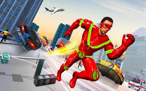 Light Speed Robot Doctor Hero - Rescue & Survival 2.4 Screenshots 2