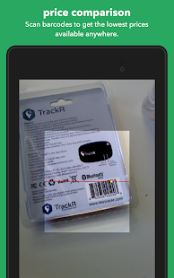 ShopSavvy Barcode Scanner- screenshot thumbnail