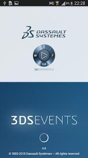 3DS EVENTS- screenshot thumbnail