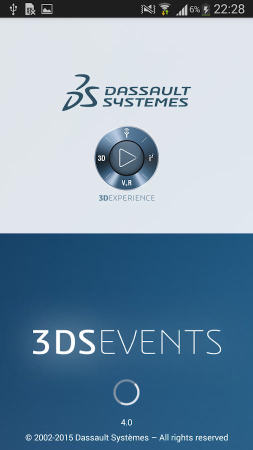 3DS EVENTS- screenshot