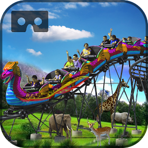 Safari Roller Coaster Ride VR for PC and MAC