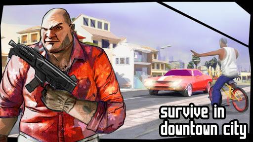 Grand Crime City Mafia: Gangster Auto Theft Town 2.5 screenshots 1